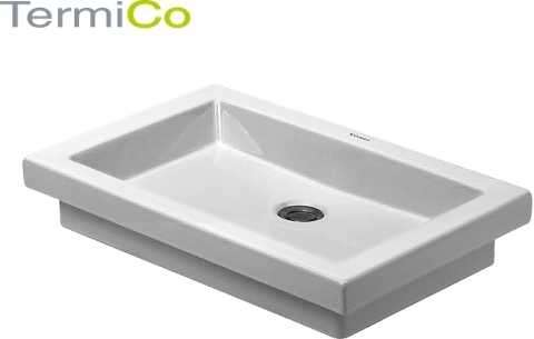 Duravit 2nd Floor umywalka szlifowana 0317580000-image_Duravit_0317580000_1