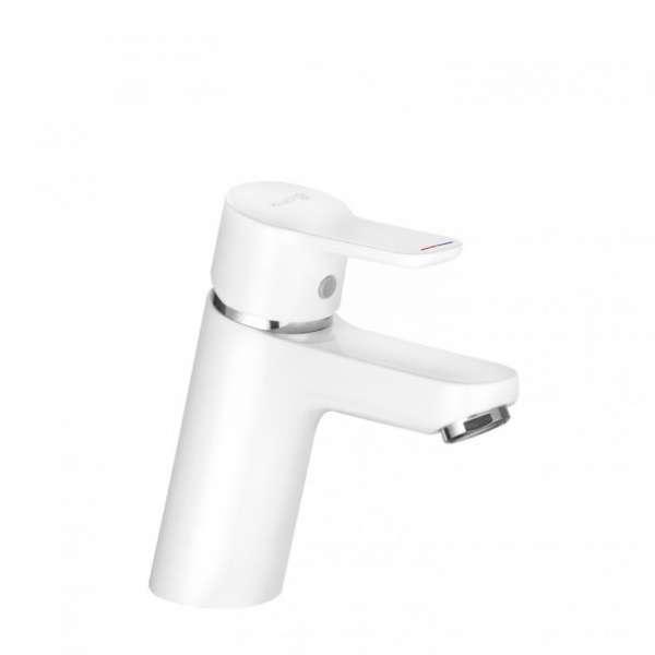 Kludi pure&Easy bateria biała do umywalki bez zestawu odpływowego -image_Kludi_370289165_1
