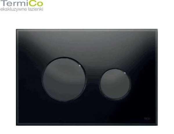 TeceLoop przycisk spłukujący czarne szkło 9.240.657-image_Tece_9.240.657_1