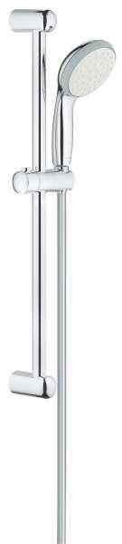 Zestaw prysznicowy Grohe Vitalio Go 100 na drążku - idealny do baterii prysznicowych-image_Grohe_26196000_4