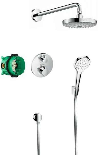 Zestaw podtynkowy Hansgrohe Croma Select S 27295000-image_Hansgrohe_27295000 _1