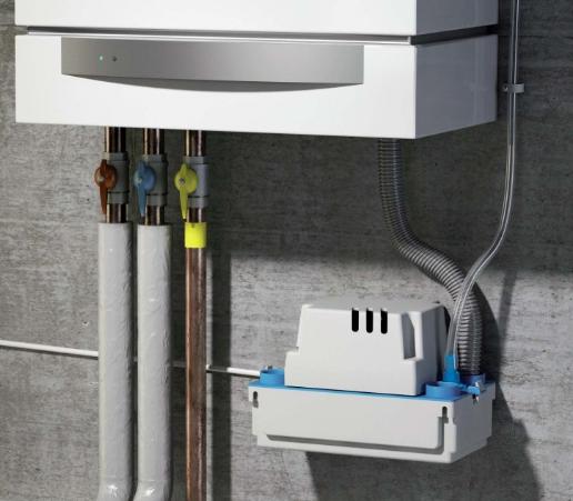 Pompa odprowadzająca kondensat z kotłów SFA Sanicondens Mini-image_sfa_sanicondens_mini_1
