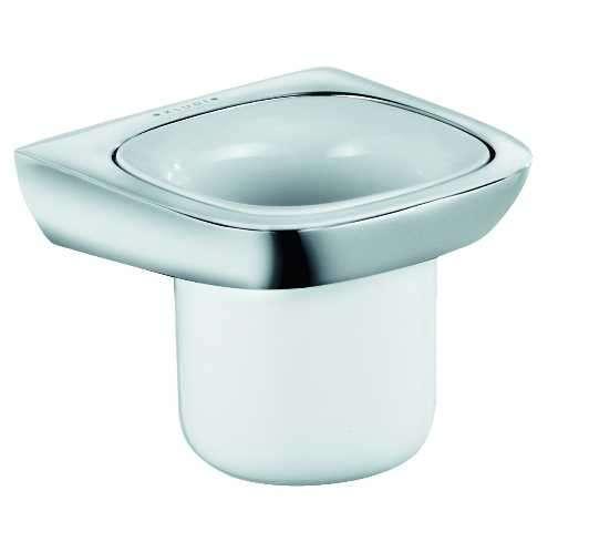 Akcesoria łazienkowe Kludi Ambienta - 5397505 uchwyt ze szklanką-image_Kludi_5397505_1