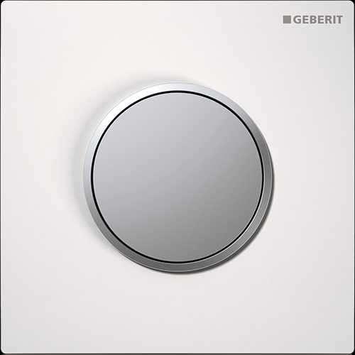 Pneumatyczny plastikowy przycisk spłukujący Geberit Sigma10 116.015.KL.1-image_Geberit_116.015.KL.1_1