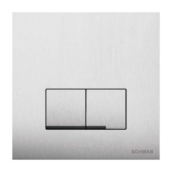 Schwab Arte Duo Steel Design przycisk spłukujący wc-image_Kludi / Grohe_KL/TERCIO/300_1