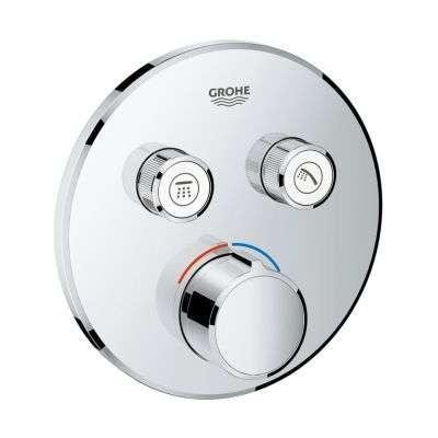 Podtynkowa bateria wannowa Grohe SmartControl 29145000.-image_Grohe_29145000_1
