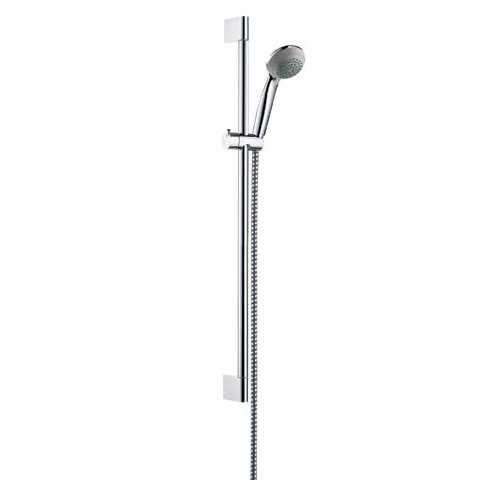 Funkcjonalny zestaw prysznicowy Hansgrohe Crometta 85 27763000-image_Hansgrohe_27763000_1