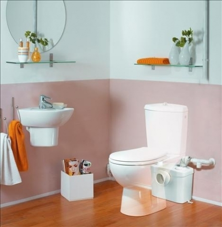 Pomporozdrabniacz do wc kompaktowego i umywalki SFA Sanitop-image_sfa_sanitop_silence_1