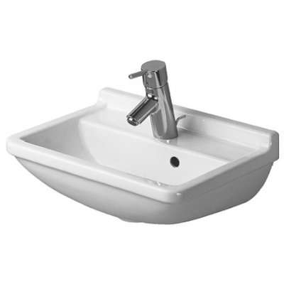 Duravit Starck 3 mała umywalk 45 075045 00 00-image_Duravit_0750450000_1