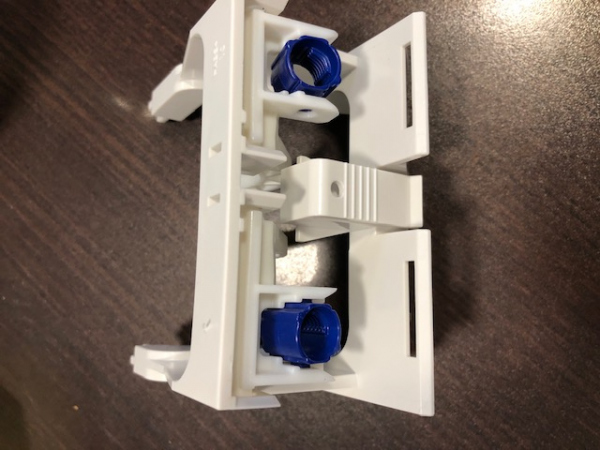 Nasada kołowa do spłuczki podtynkowej Geberit Duofix UP320 241829001