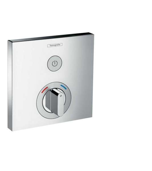 HANSGROHE SHOWERSELECT bateria podtynkowa dla 1 odbiornika 15767000-image_Hansgrohe_15767000_1