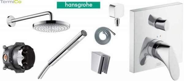 Podtynkowy zestaw prysznicowy Axor Organic w rewelacyjnej cenie.-image_Hansgrohe_HGR/ORGANIC/240_1