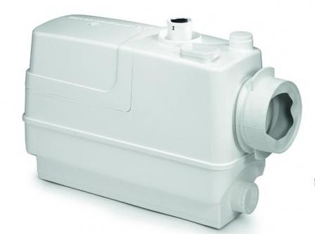 Pompa z rozdrabniaczem do miski wc wiszącej Grundfos Sololift2 CWC-3 oraz do odprowadzania ścieków z umywalki, bidetu i brodzika-image_grundfos_sololift-cwc3_1
