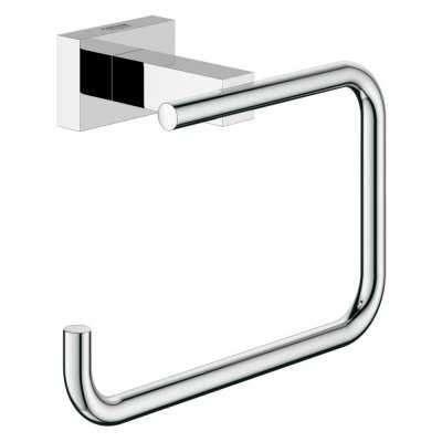 Grohe Eurocube uchwyt na papier toaletowy bez klapki wykończenie chromowane 40507000-image_Grohe_40507001_1