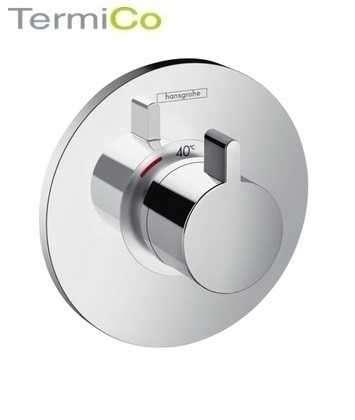 Element zewnętrzny podtynkowej termostatycznej baterii Hansgrohe 15765000.-image_Hansgrohe_15756000_1