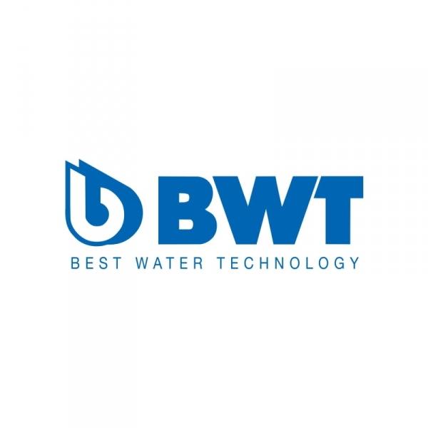 Logotyp BWT - specjaliści od uzdatniania wody