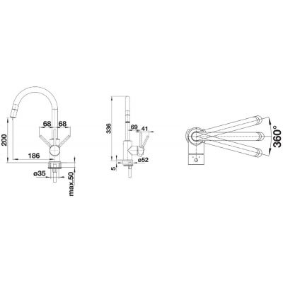 Wymiary baterii Mida S -image_Blanco_521463_2