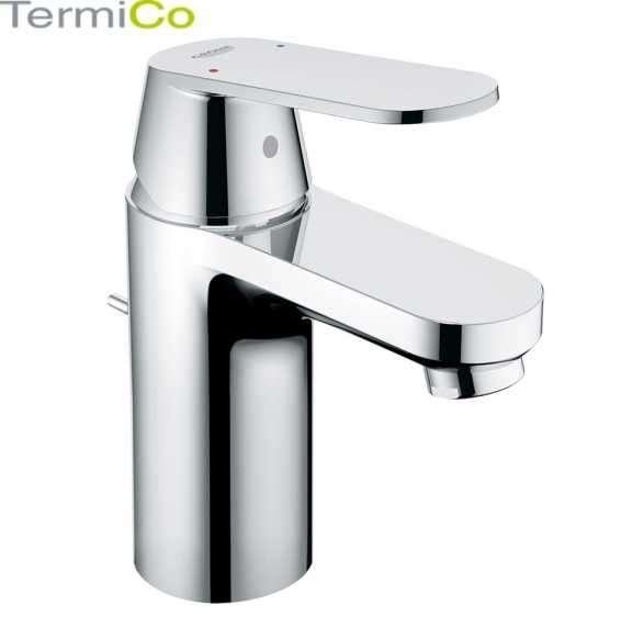 Obrazek kranu do umywalki Grohe Eurosmart Cosmopolitan 32825000 w wersji z korkiem automatycznym.-image_Grohe_32825000_3