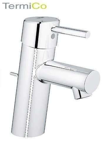 Kran umywalkowy Grohe Concetto 3220410e do umywalki z korkiem automatycznym.-image_Grohe_3220410E_3