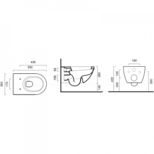 Rysunek techniczny miski wc Catalano Canova Royal 1VSCRN00-image_Catalano_1VSCRN00_2