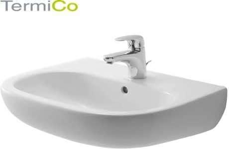 Ceramika łazienkowa Duravit - umywalka ścienna D-Code 55 23105500002-image_Duravit_23105500002_3