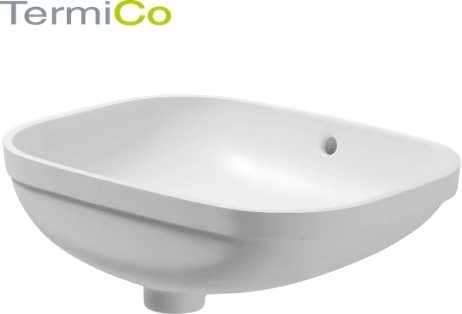 Ceramika sanitarna Duravit z serii D Code - umywalka montowana pod blat 0338560000-image_Duravit_0338560000_3