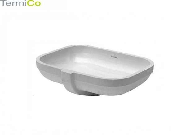 Ceramiczna umywalka podblatowa Duravit Happy D.2 0457480000-image_Duravit_0457480000_3