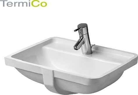 Starck 3 umywalka podblatowa z półką -image_Duravit_0302490000_4