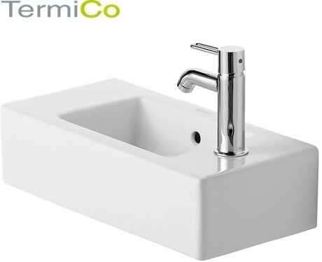 Vero umywalka z otworem na bateria po prawej stronie 0703500008-image_Duravit_0703500008_4