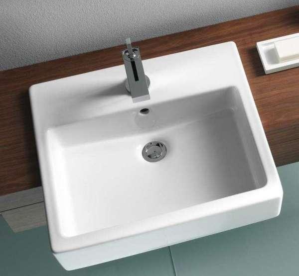 Aranżacja umywalki półblatowej Vero-image_Duravit_0314550000_5