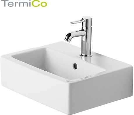 Vero mała umywalka stawiana na blat 070 445 00 27-image_Duravit_0704450027_4