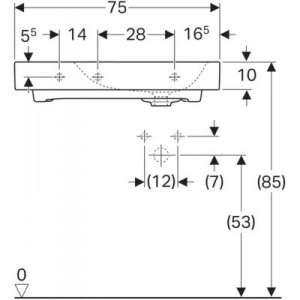 Dane techniczne umywalki Grohe Citteri 500.546.01.1-image_Geberit_500546011_3