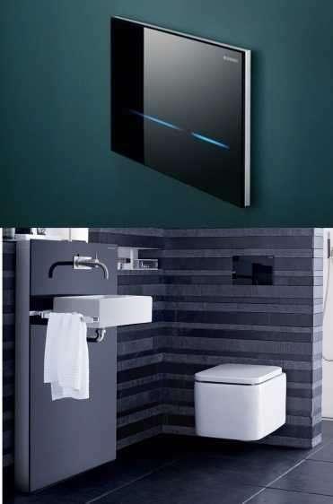 Aranżacja łazienki z elektronicznym przyciskiem spłukującym Geberit Sigma 80 -image_Geberit_116.090.SG.1_3