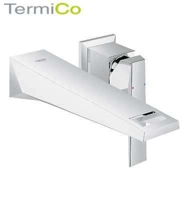 Armatura łazienkowa Grohe Allure Brilliant - element zewnętrzny podtynkowej baterii umywalkowej z długą wylewką 19 783 000.-image_Grohe_19783000_3
