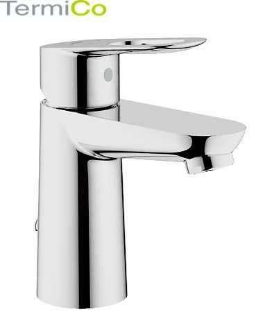 rysunek poglądowy baterii do umywalki Bauloop 23 336 000-image_Grohe_23336000_4