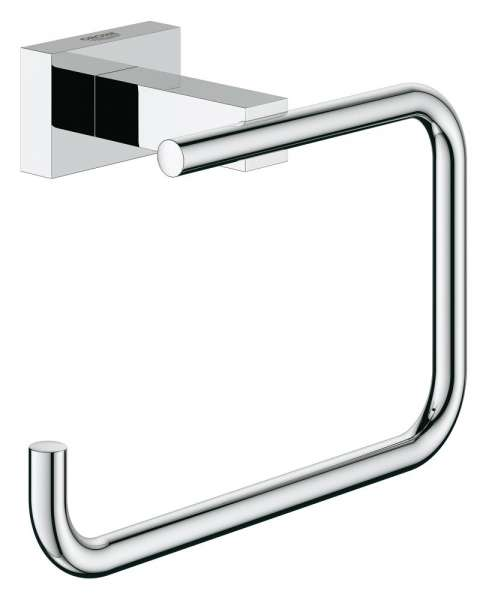 Grohe Essentials Cube - najpopularniejsze dodatki do łazienki - uchwyt na papier 40507001.-image_Grohe_40507001_5