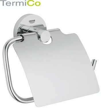 Uchwyt na papier z metalową klapką Essentials Grohe 40367001.-image_Grohe_40367001_3
