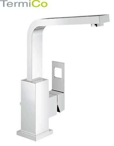 Armatura łazienkowa Grohe Eurocube 23135 00e z obrotową wylewką.-image_Grohe_2313500E_4
