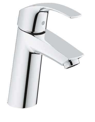 Kran do umywalki Grohe Eurosmart M 23324001 w wersji bez korka-image_Grohe_23324001_3
