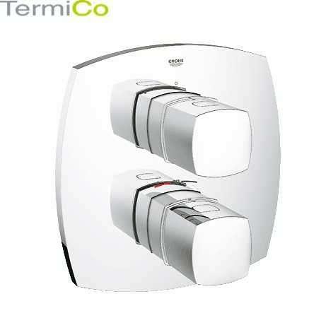 Termostatyczna bateria prysznicowa Grandera 19934000-image_Grohe_19934000_4