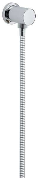 Podłączenie węża prysznicowego ze ściany poprzez przyłącze Grohe 27057000-image_Grohe_27057000 _5