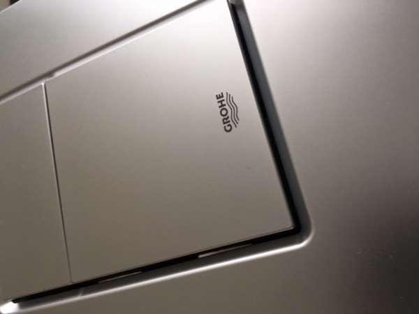 Przycisk spłukujący Grohe 38 732 P00 - wersja chrom matowy do wc.-image_Grohe_38732P00_4