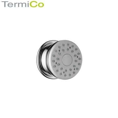Zgrabna dysza boczna do systemów podtynkowych w kabinach prysznicowych-image_Hansgrohe_28466000_3