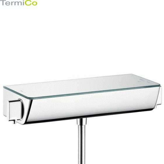 Ścienna bateria prysznicowa z termostatem Hansgrohe Ecostat Select 13161000-image_Hansgrohe_13161000_4
