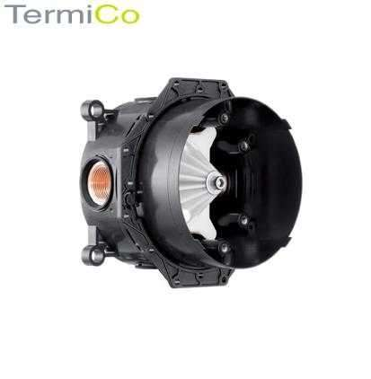 Hansgrohe Ibox 01800180 - podstawowy element podtynkowych baterii termostatycznych jak i tradycyjnych mieszaczowych do wanny i prysznica.-image_Hansgrohe_01800180_5