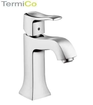 Armatura łazienkowa Hansgrohe Metris Classic - coś w stylu retro.-image_Hansgrohe_31077000_3