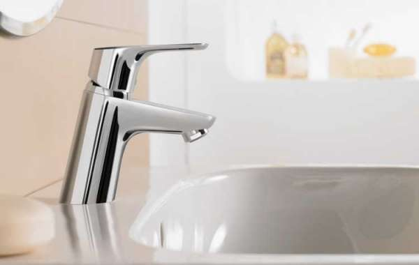 Hansgrohe Focus E2 Jednouchwytowa bateria umywalkowa 3173-image_Hansgrohe_31730000_4