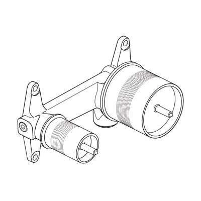 Ideal Standard element podstawowy do baterii umywalkowych. MOntaż podtynkowy. -image_Ideal Standard_A5948NU_4