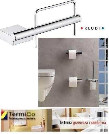 Uchwyt na papier toaletowy montaż naścienny Kludi A-xes 4897105-image_Kludi_4897105_4