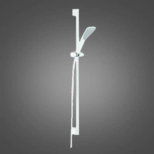 Kludi Fizz zestaw prysznicowy na drążku biały 6764091-00-image_Kludi_6764091-00_4